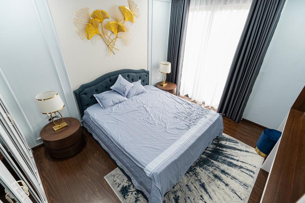 Thi công trọn gói nội thất phòng ngủ chung cư
