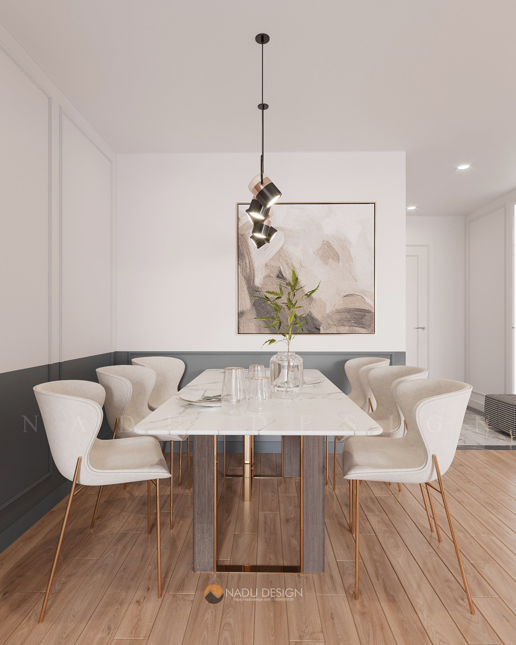 Đá marble nhân tạo và ứng dụng trong lĩnh vực nội thất