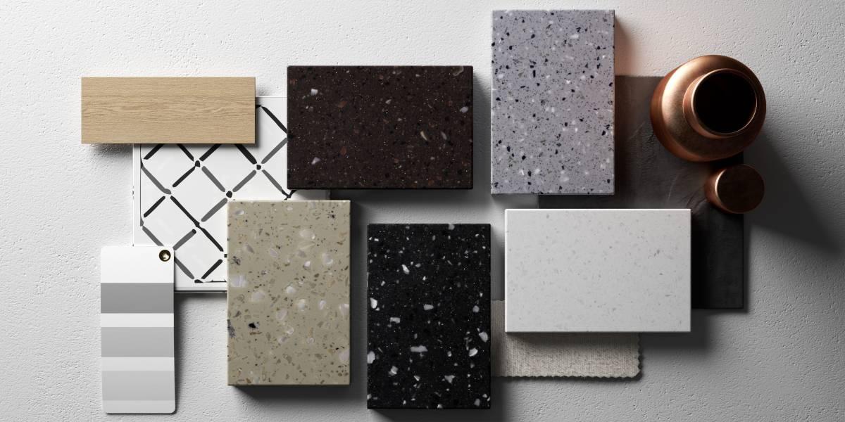 Tìm hiểu tất tần tật từ A tới Z về đá nhân tạo solid surface