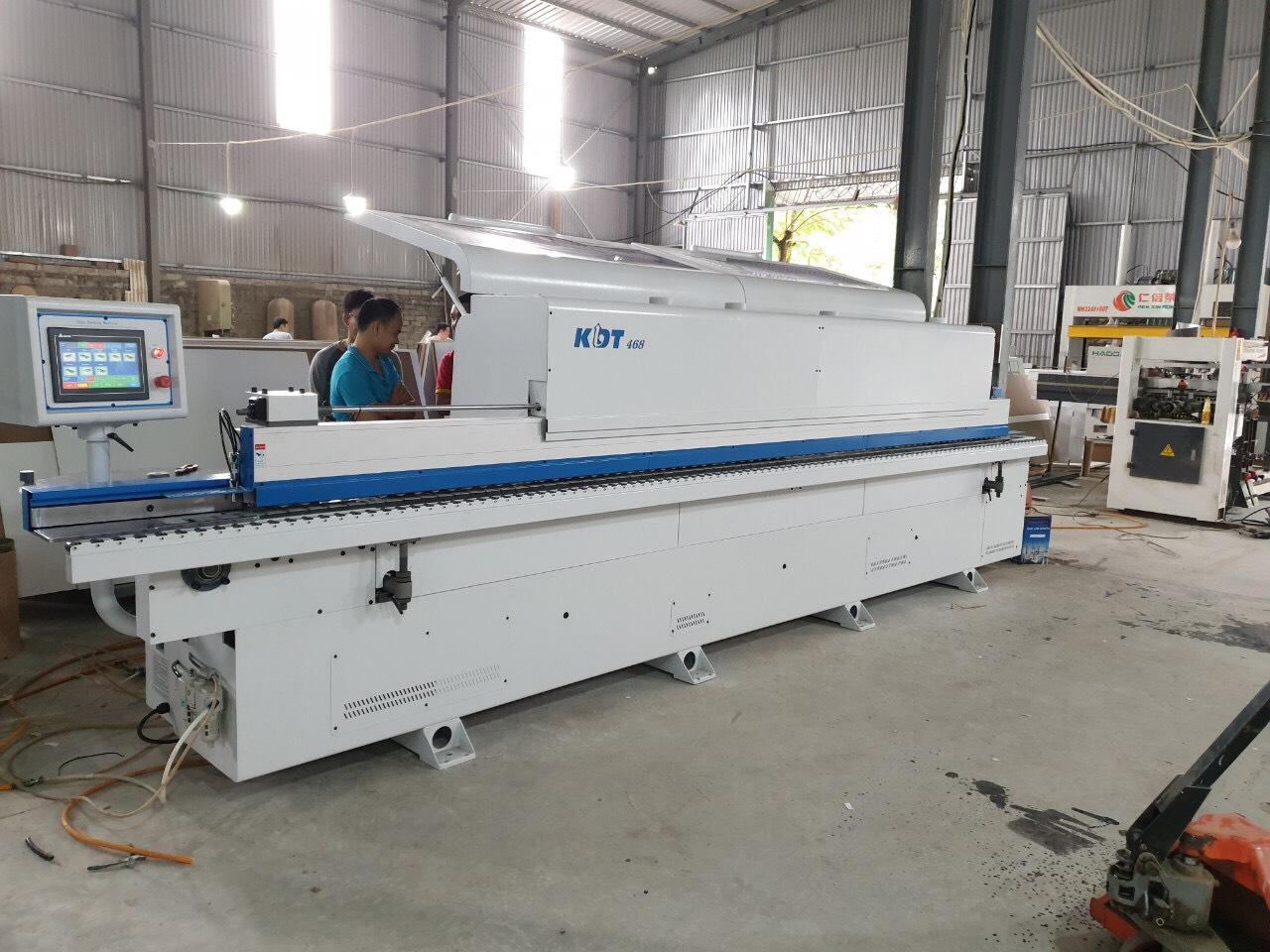 NaDu liên tục đầu tư máy móc hiện đại tại xưởng sản xuất gỗ óc chó