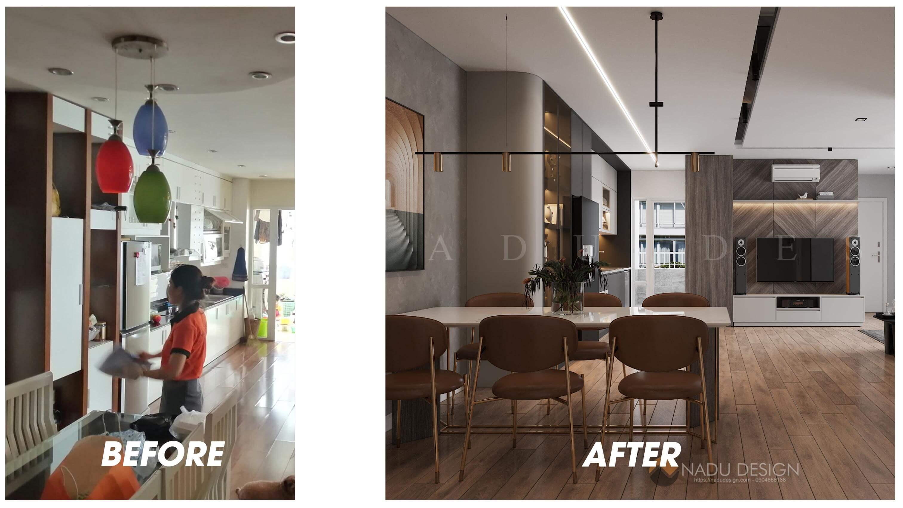 Sửa chữa, cải tạo nội thất chung cư