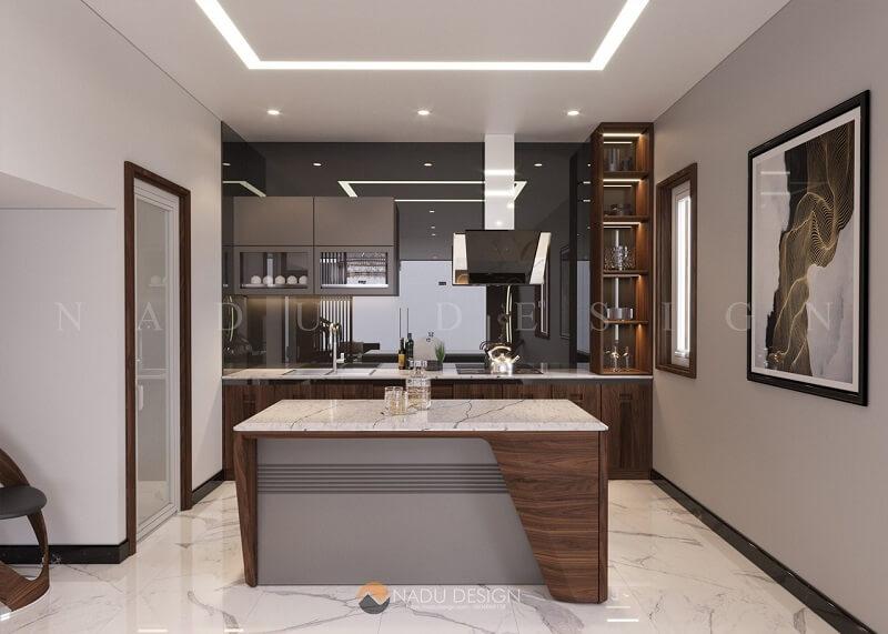 Showroom nội thất cao cấp NaDu Design