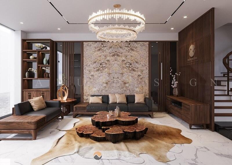 Showroom nội thất NaDu Design