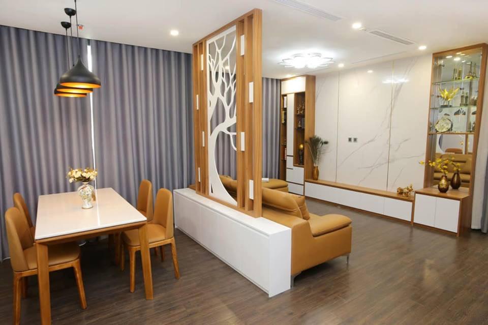 Thiết kế nội thất chung cư trọn gói gia đình anh Nghĩa