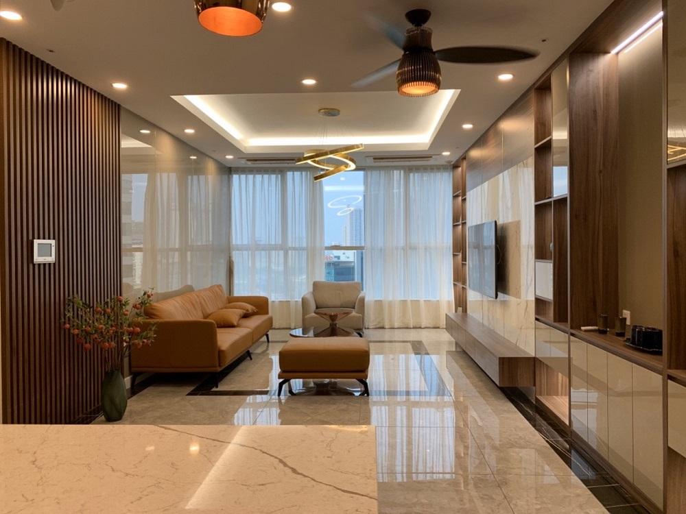 Đơn giá thi công nội thất chung cư