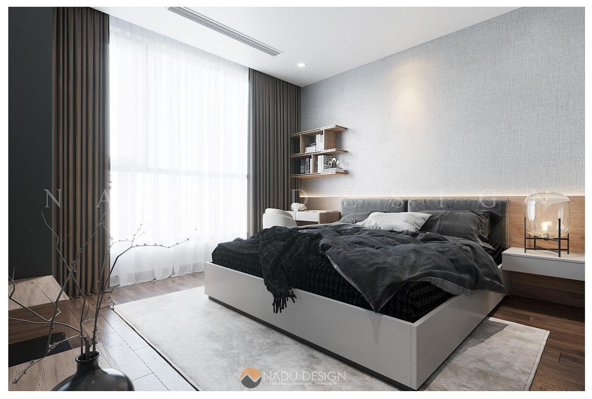 Đơn vị chuyên thiết kế nội thất chung cư trọn gói