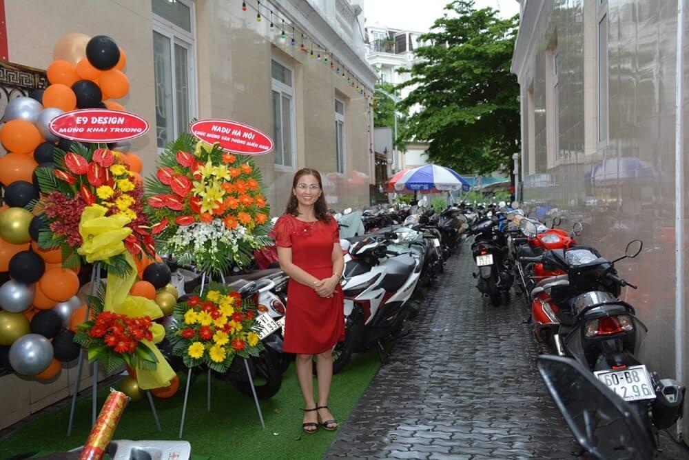 Đông đảo khách hàng và đối tác đến dự lễ khai trương