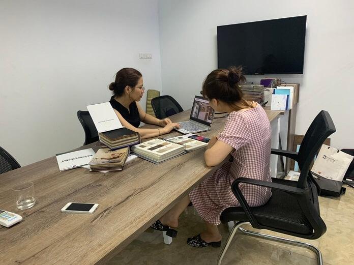 Dự toán chi phí thi công nội thất chung cư trọn gói Hà Nội