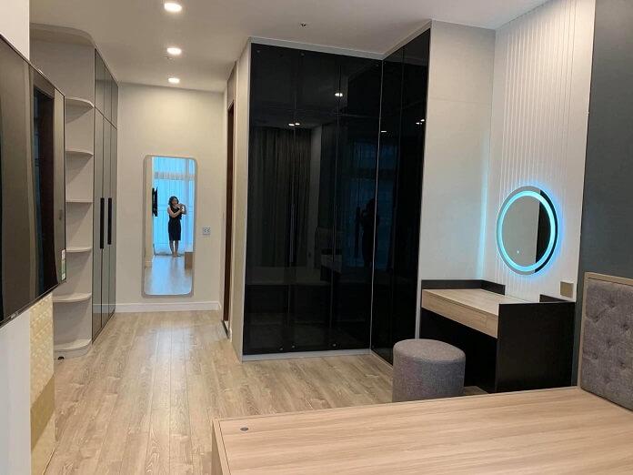 Nghiệm thu công trình thi công nội thất chung cư trọn gói Hà Nội