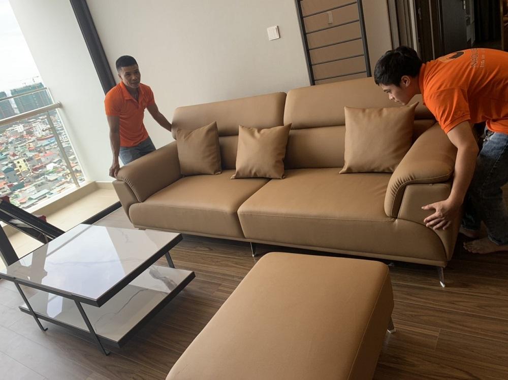 Quy trình thi công nội thất chung cư tại NaDu Design