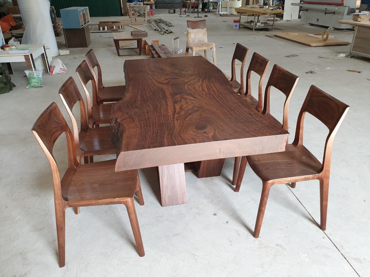 Thi công đồ gỗ nội thất tại NaDu