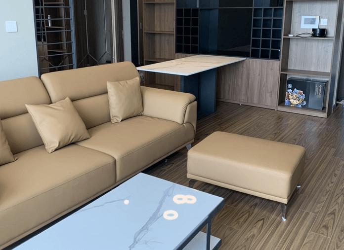 Thi công trọn gói nội thất phòng khách chung cư