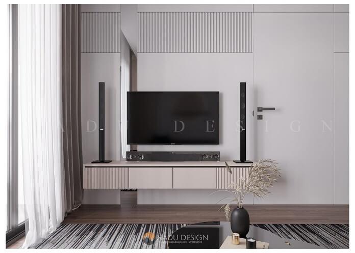 Thiết kế nội thất chung cư 90m2 đẹp và hiện đại