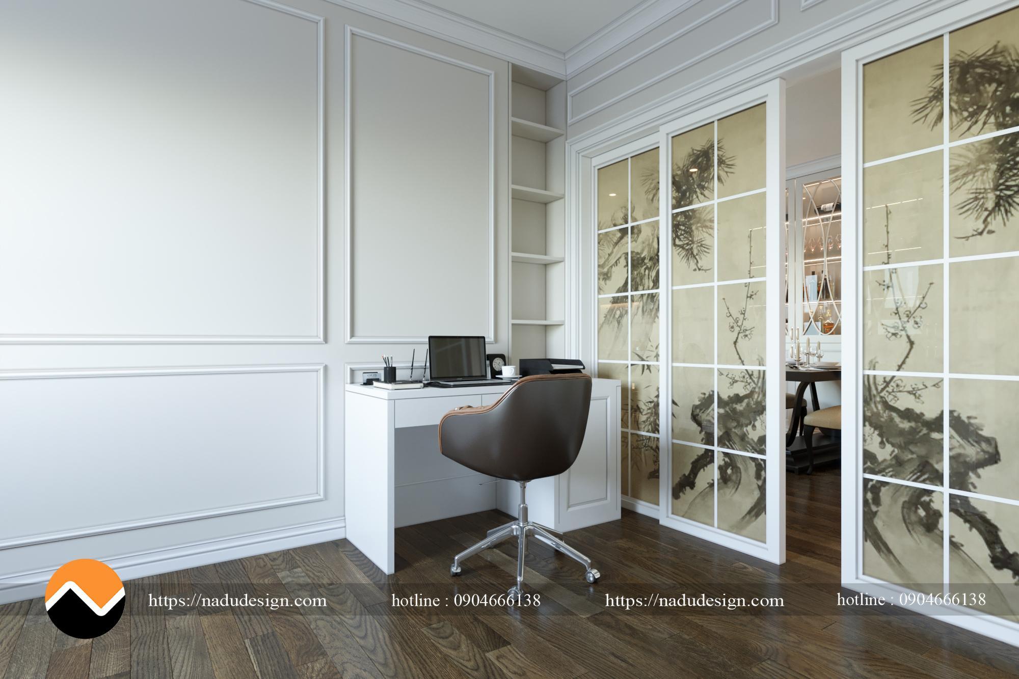 Thiết kế nội thất chung cư Vinhome GreenBay