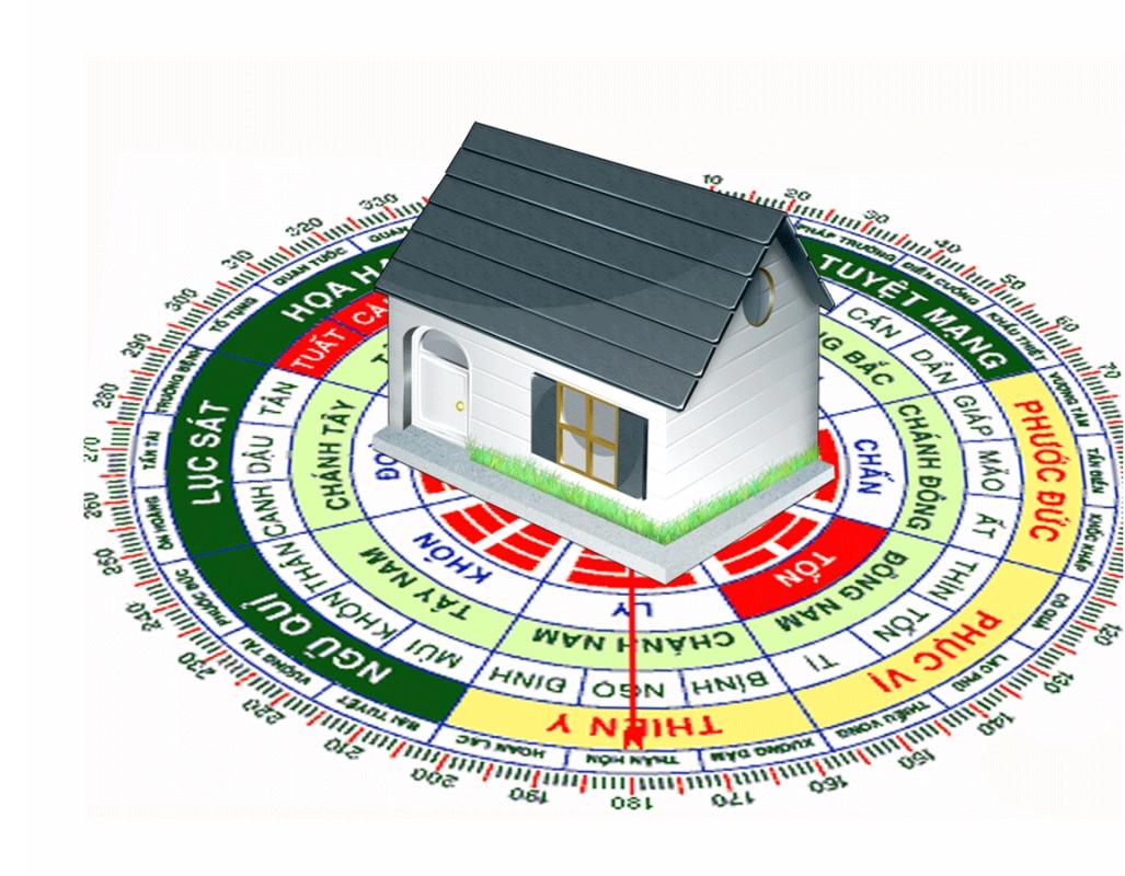 Chọn hướng làm nhà trong năm 2020 cho người tuổi Nhâm Tuất 1982