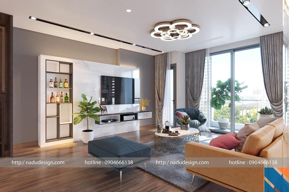 Thiết kế, thi công nội thất đẹp tại Hà Nội