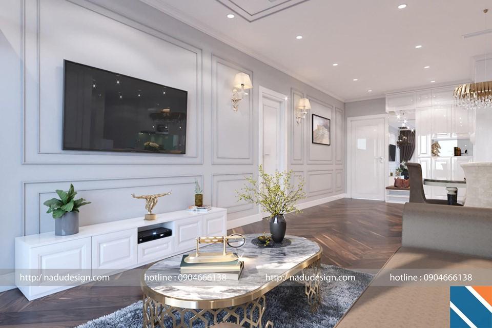 Thiết kế, thi công nội thất đẹp, sang trọng tại Hà Nội