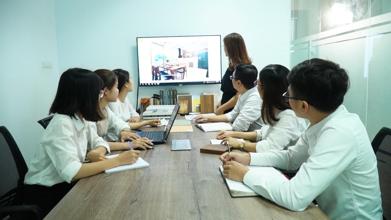 Công ty thiết kế nội thất NaDu Design