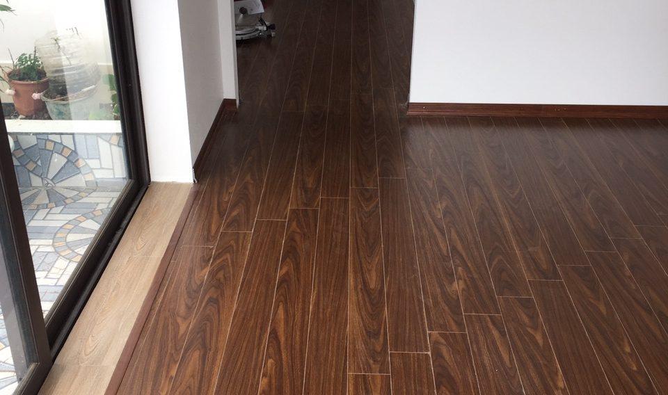 Kiểm tra, nghiệm thu sàn gỗ