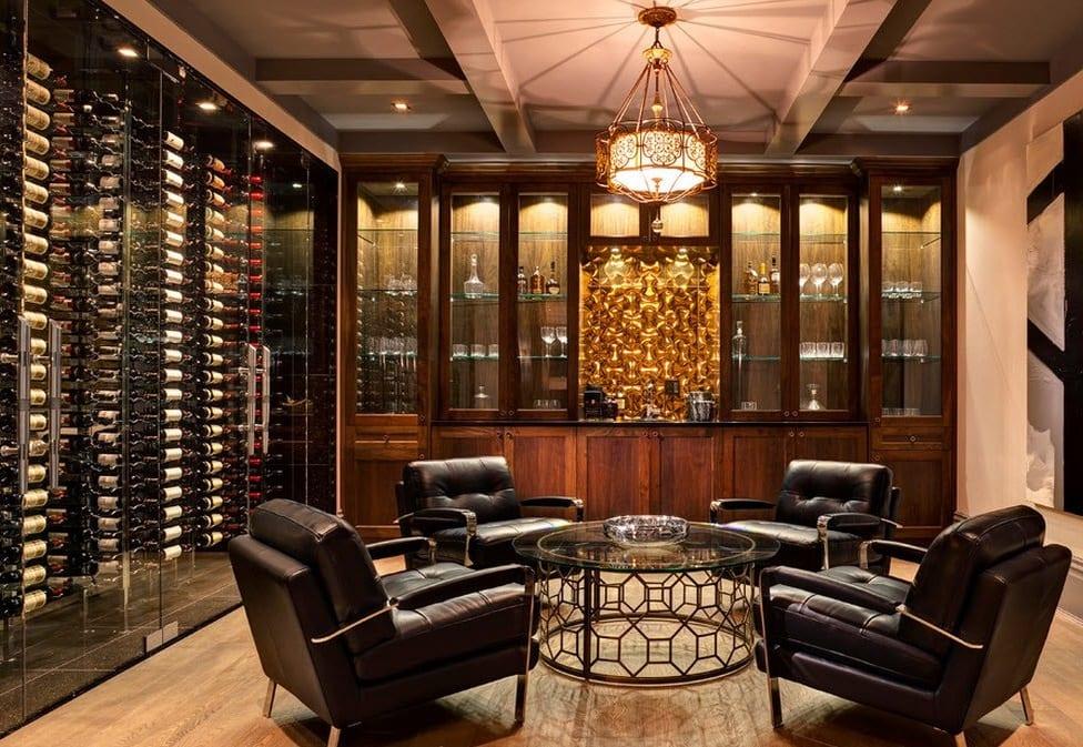 Cách lựa chọn tủ rượu phòng khách đẹp
