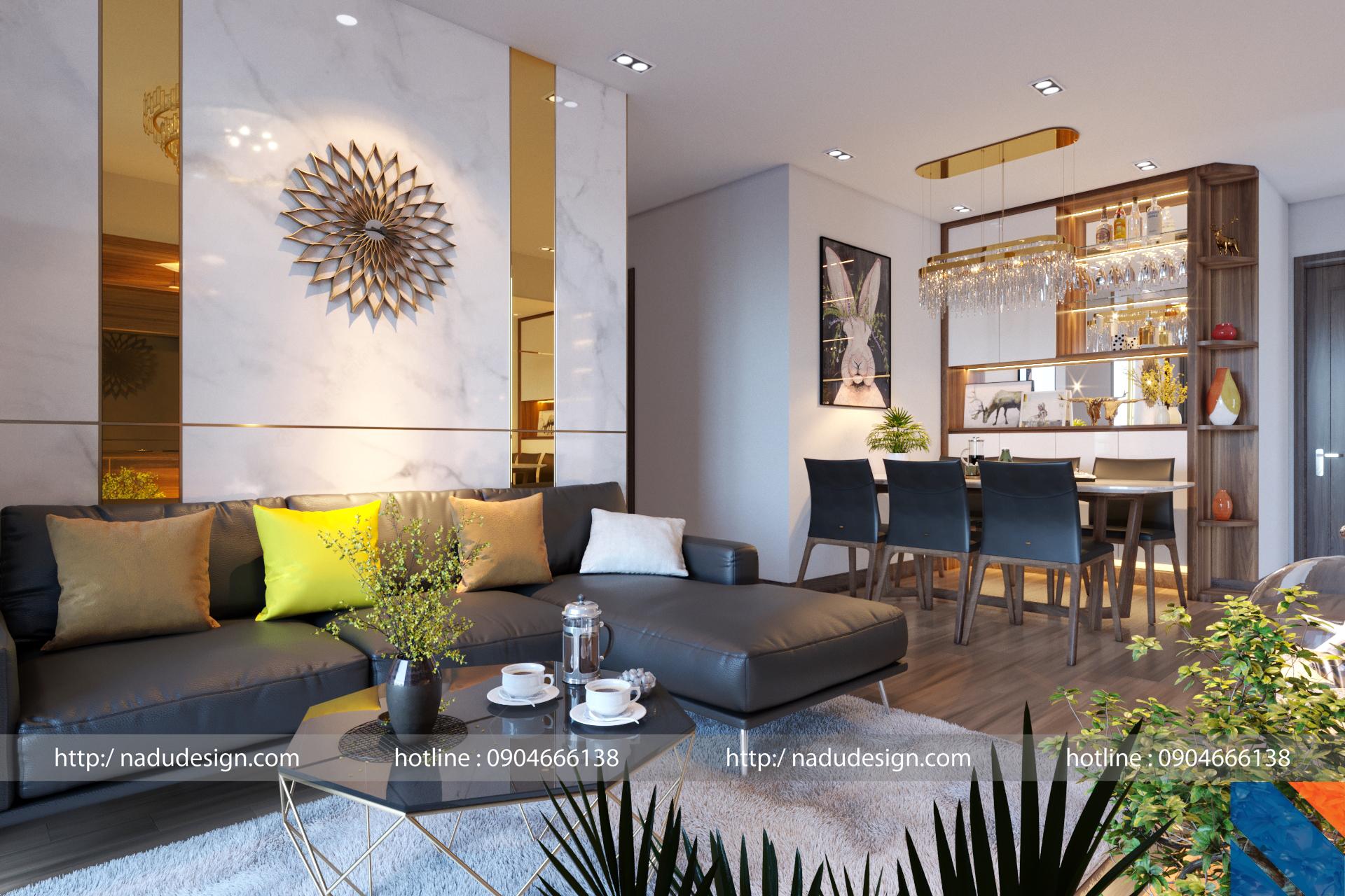 mẹo trang trí phòng khách khiến vạn người mê