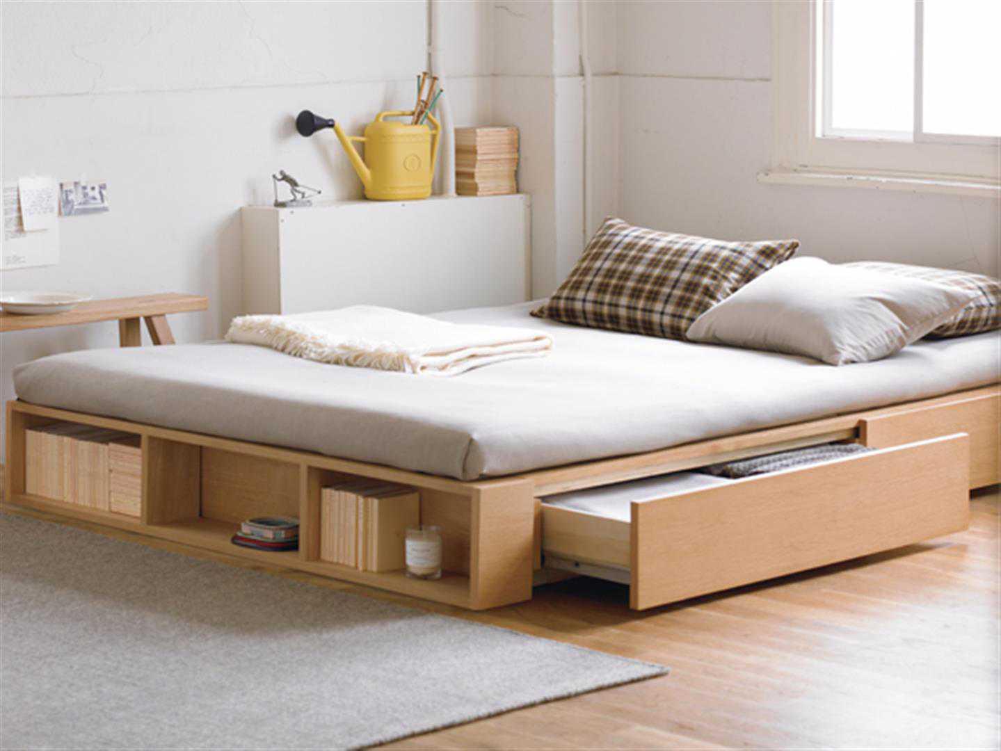 Nội thất thông minh ứng dụng trong thiết kế nội thất đẹp cho nhà nhỏ