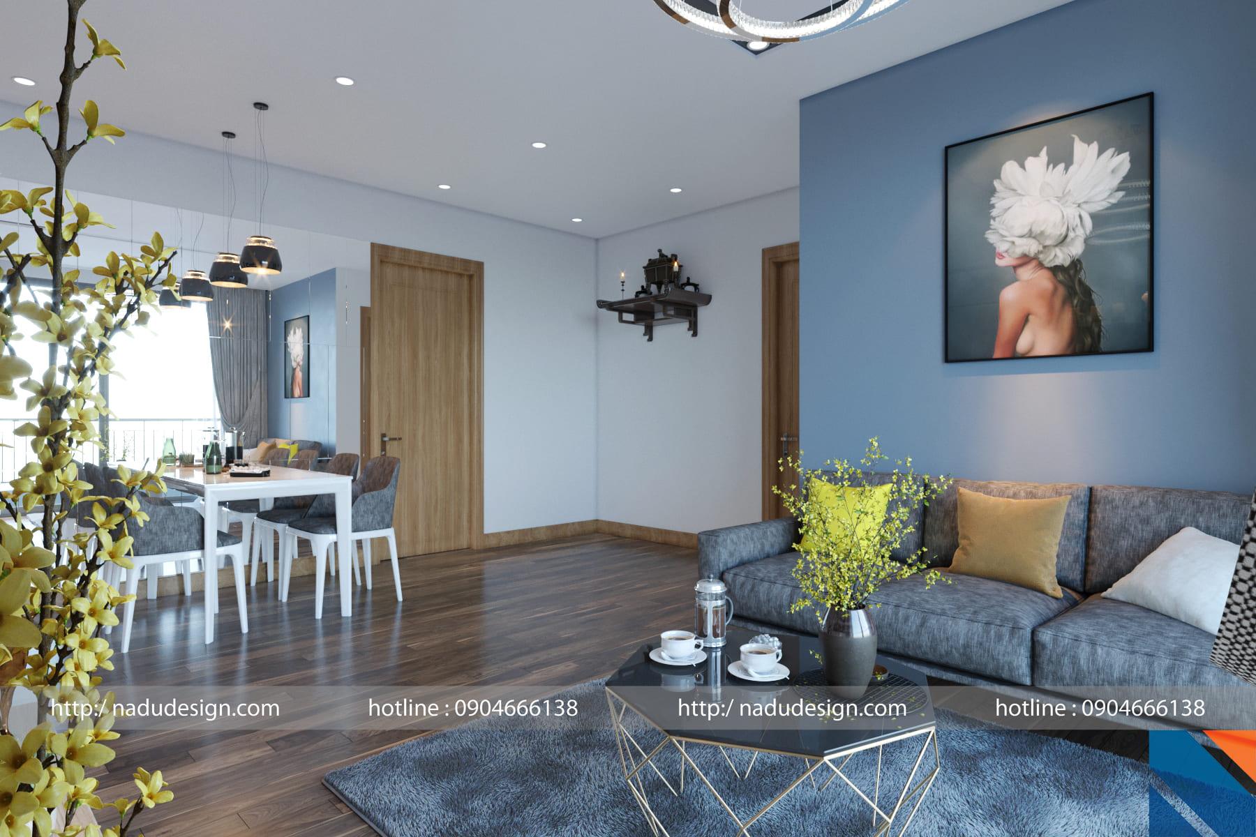 Thiết kế nội thất nhà ở hợp phong thủy nhà ở mẫu đặc biệt