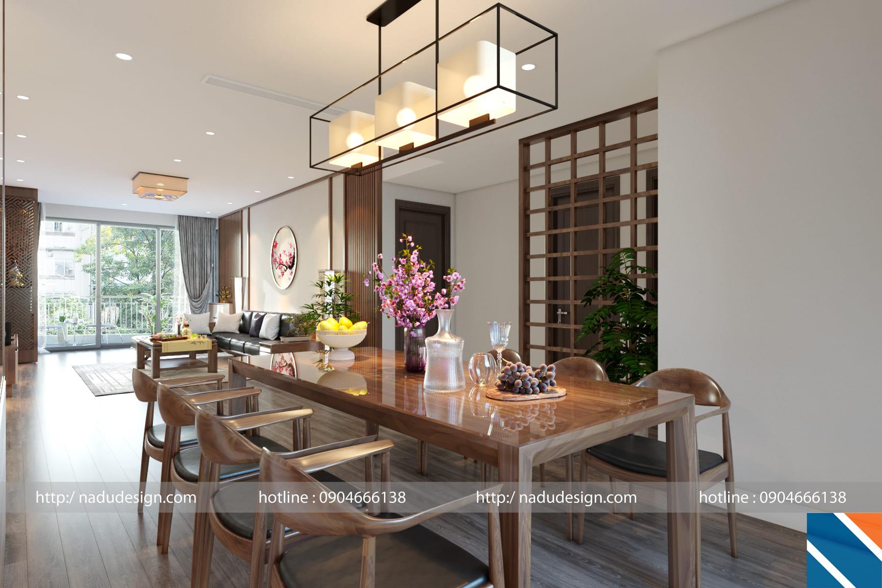 Tham khảo những mẫu thiết kế nội thất hợp phong thủy nhà ở theo phong cách hiện đại