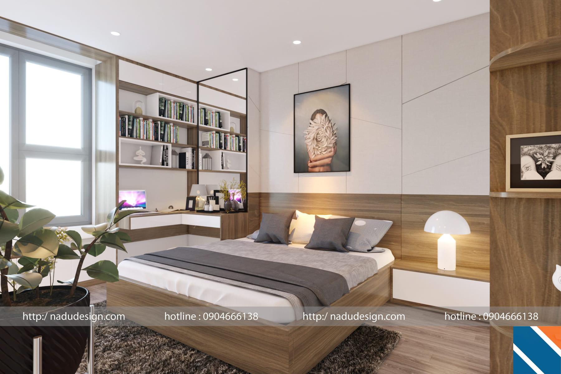 Thảm trải sàn nên lựa chọn theo màu sắc phòng ngủ