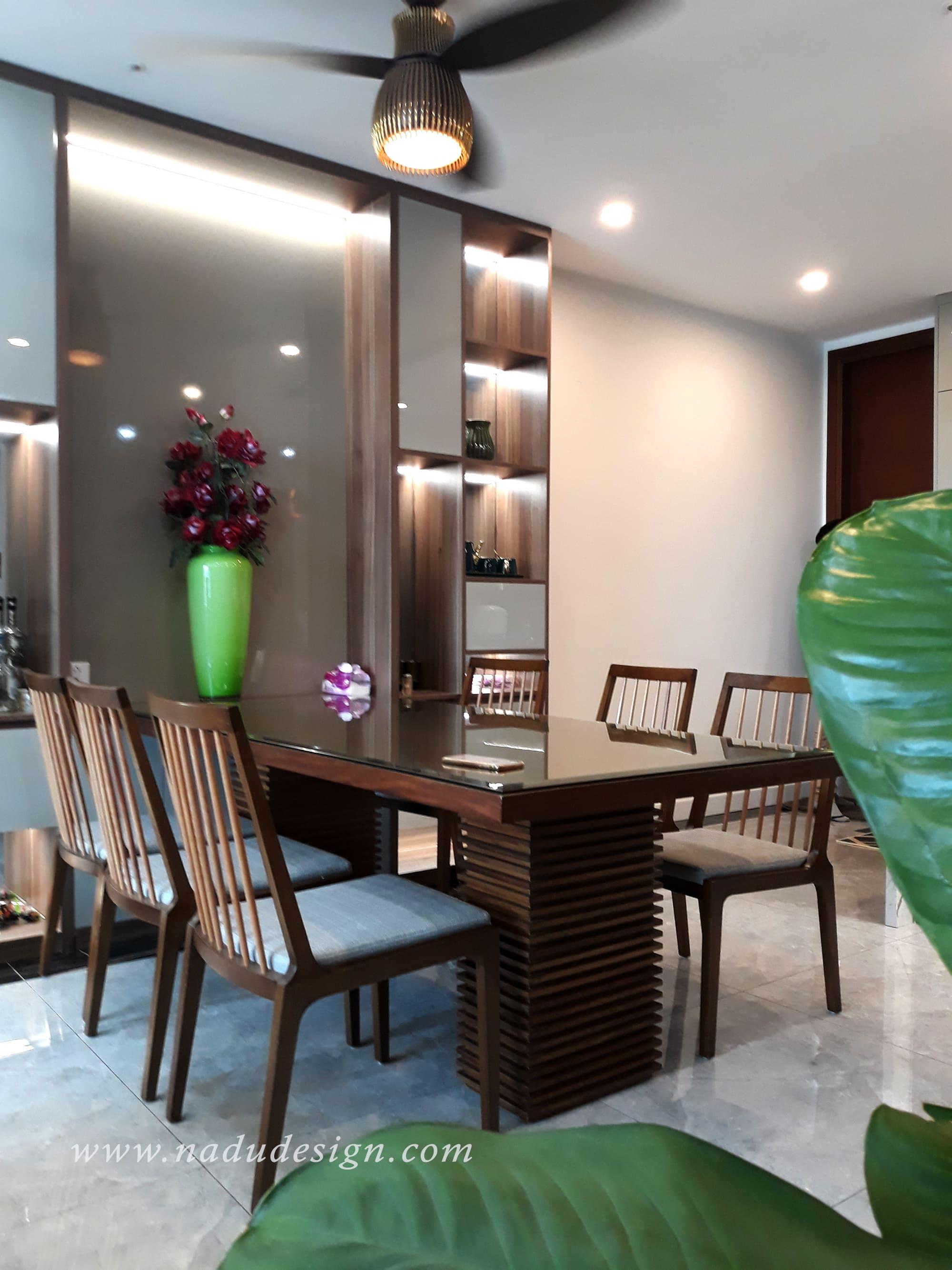 Báo giá hoàn thiện thi công nội thất chung cư