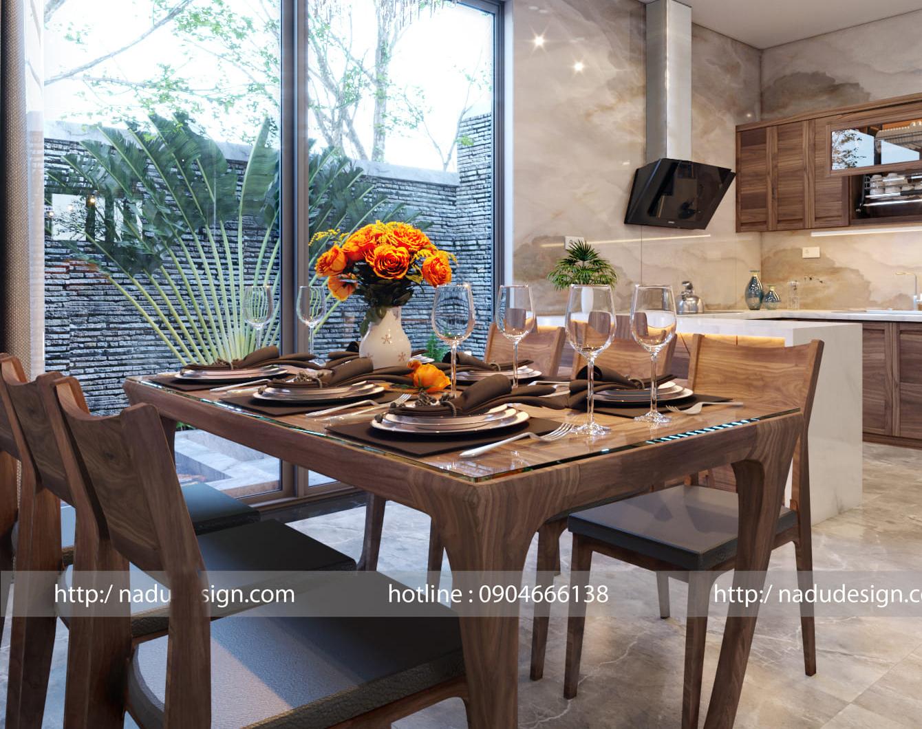 Thiết kế nội thất chung cư thể hiện đẳng cấp chủ nhà