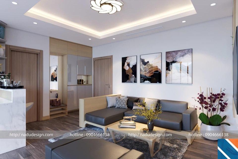 Thiết kế nội thất chung cư - đâu là thời điểm thích hợp nhất
