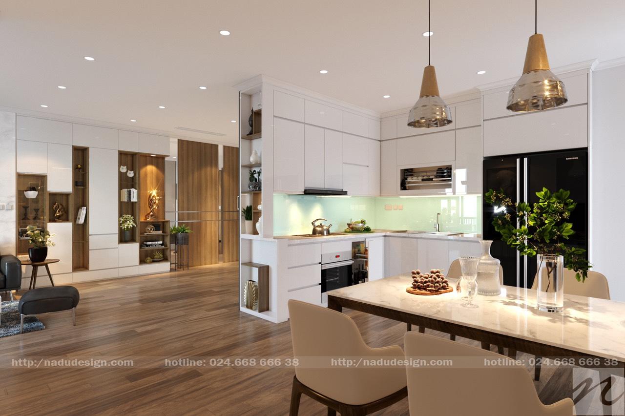 Thiết kế nội thất chung cư khi nào là thích hợp