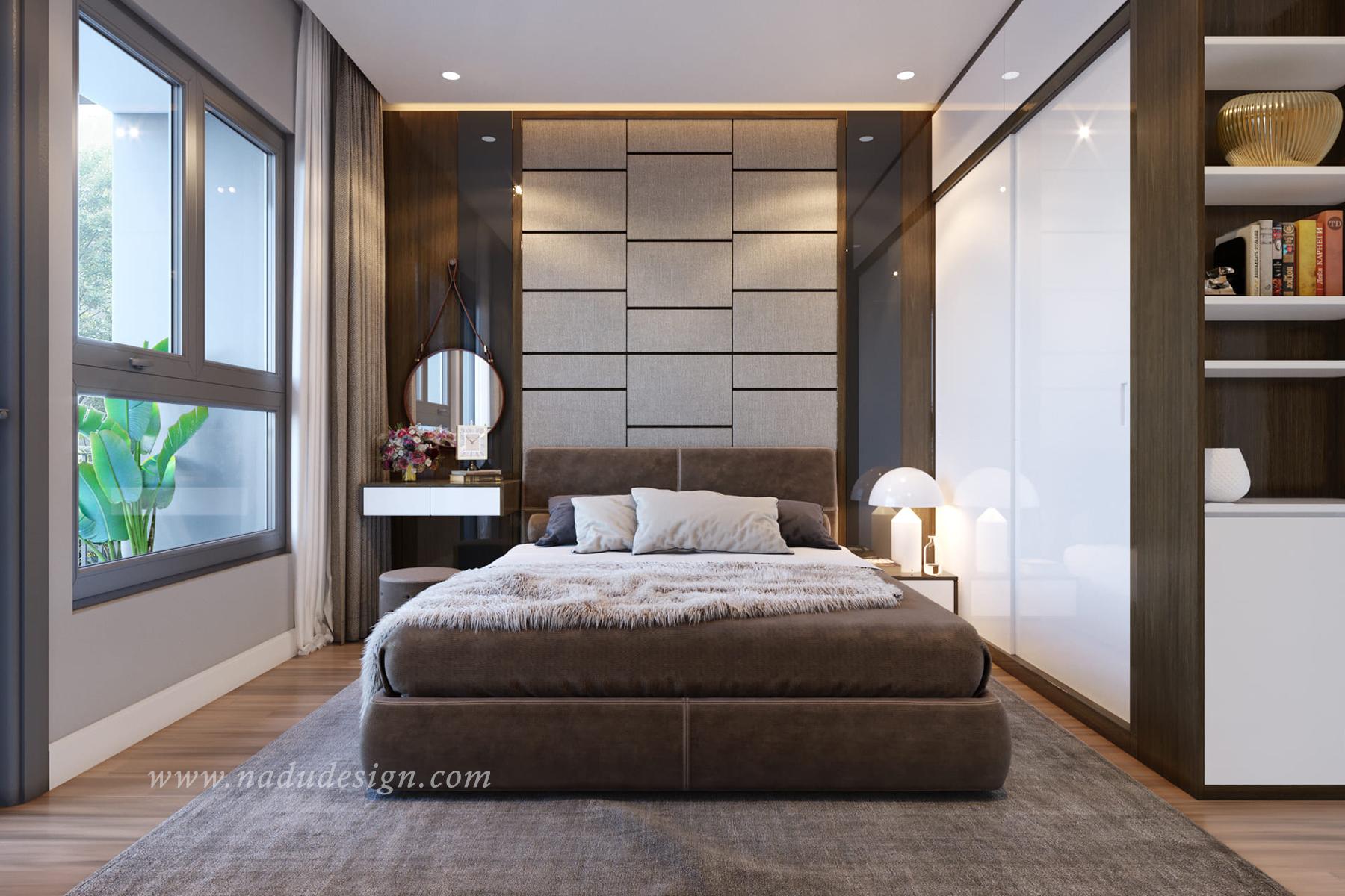 thiết kế thi công nội thất chung cư cao cấp trọn gói