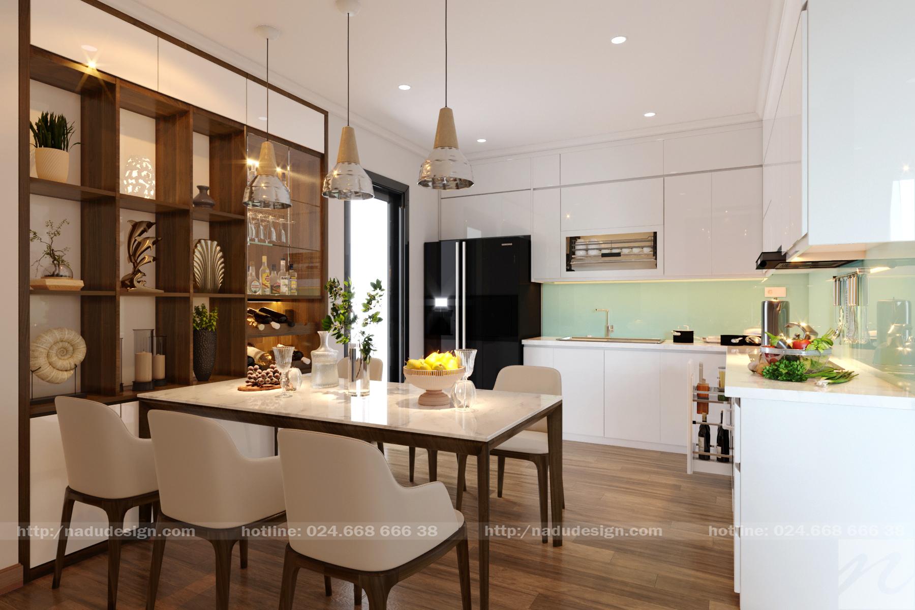 Tủ bếp đẹp NaDu ảnh 15