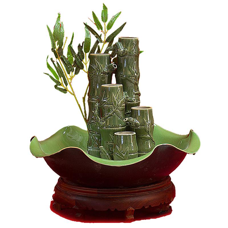 Đồ vật bằng gốm phù hợp với phong thủy nhà ở tuổi Giáp Tý sinh năm 1984 mệnh Kim