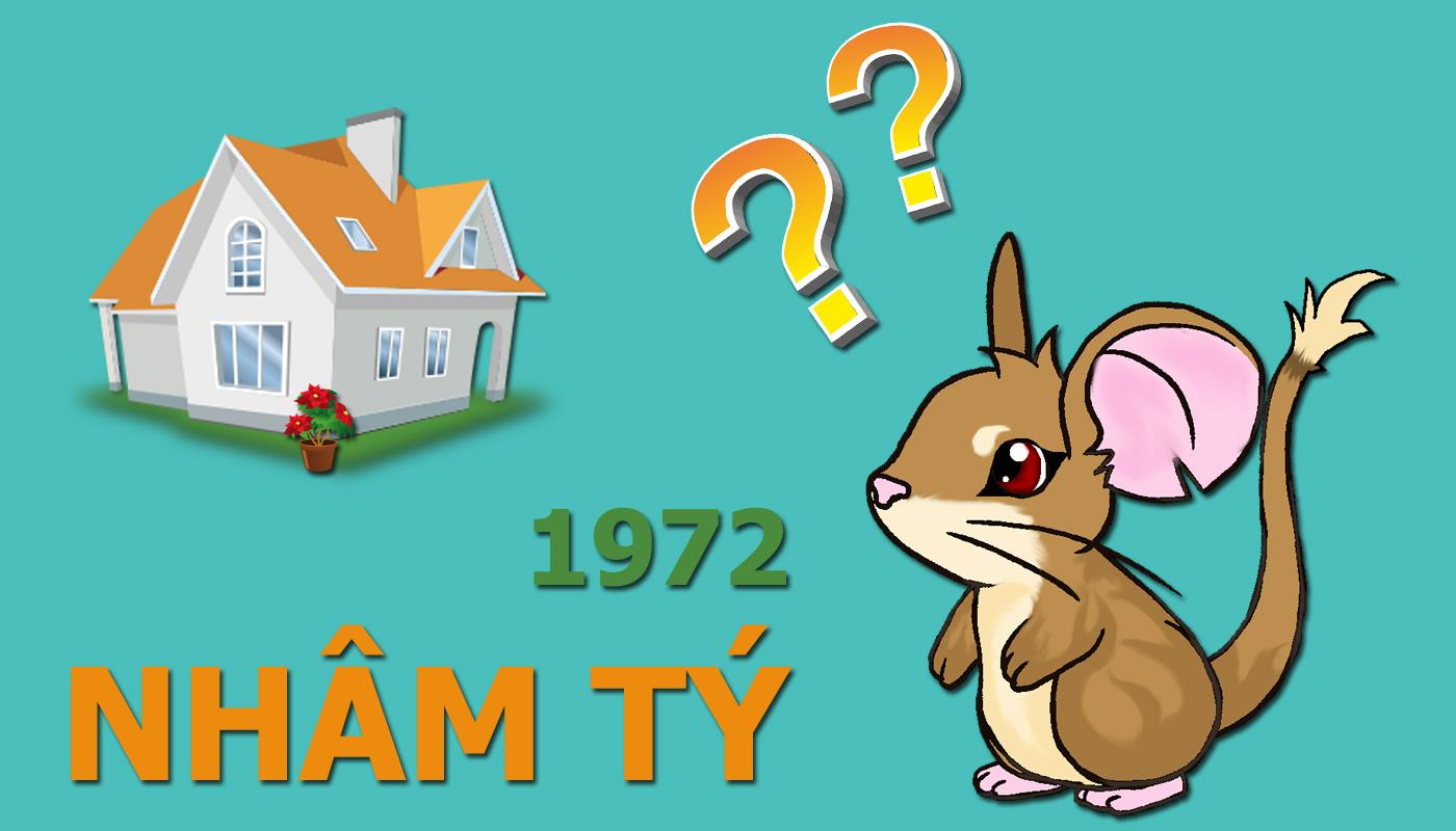 Tử vi tuổi Nhâm Tý 1972 có nên xây nhà làm nội thất năm 2020 hay không?