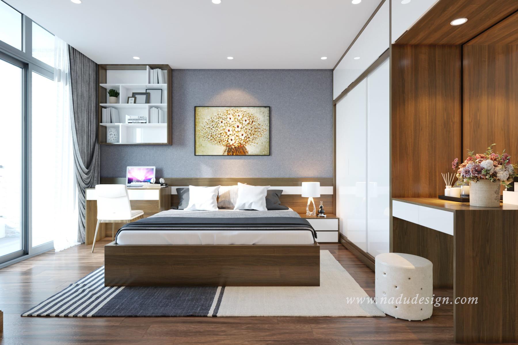 Mách bạn cách chọn thảm trải sàn phòng ngủ phù hợp từng không gian