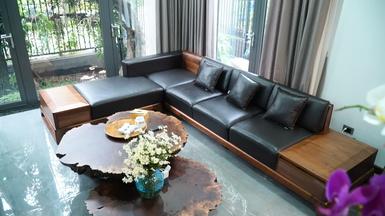 Vật liệu nội thất – điểm nhấn làm nổi bật thiết kế ấn tượng