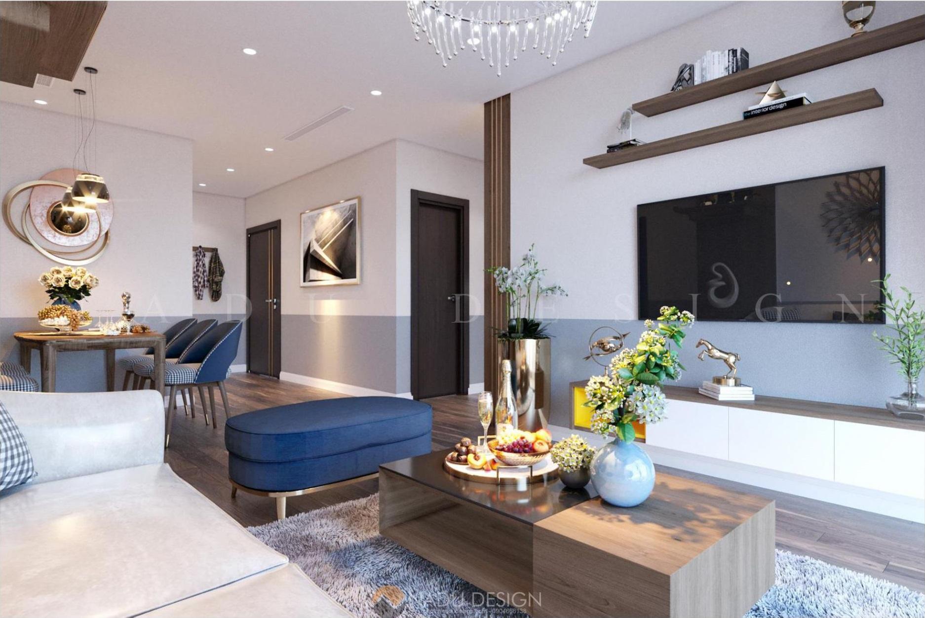 Dự án thiết kế thi công chung cư