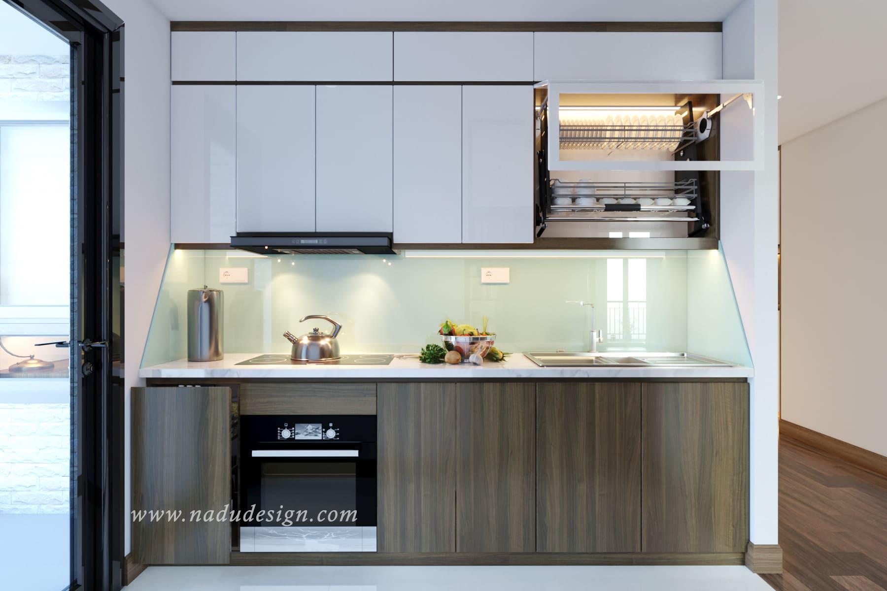 Các ý tưởng thiết kế nhà bếp và phòng ăn nhìn là muốn ở ngay