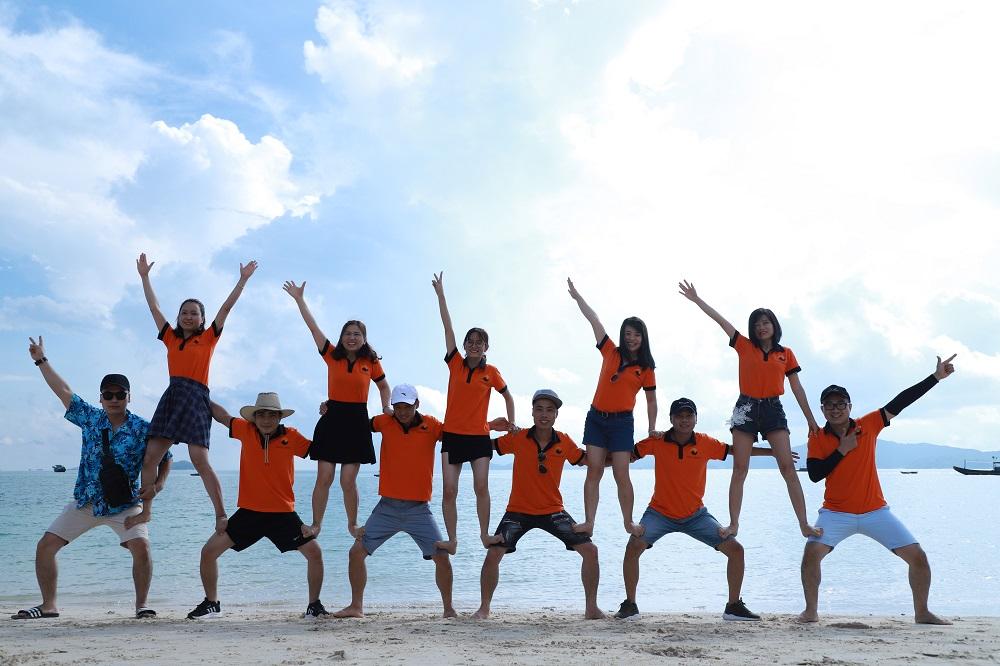 NaDu Design kỉ niệm 5 năm thành lập kết hợp du lịch hè 2020
