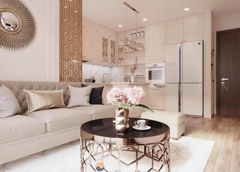 Có hay không thiết kế nội thất chung cư giá rẻ?