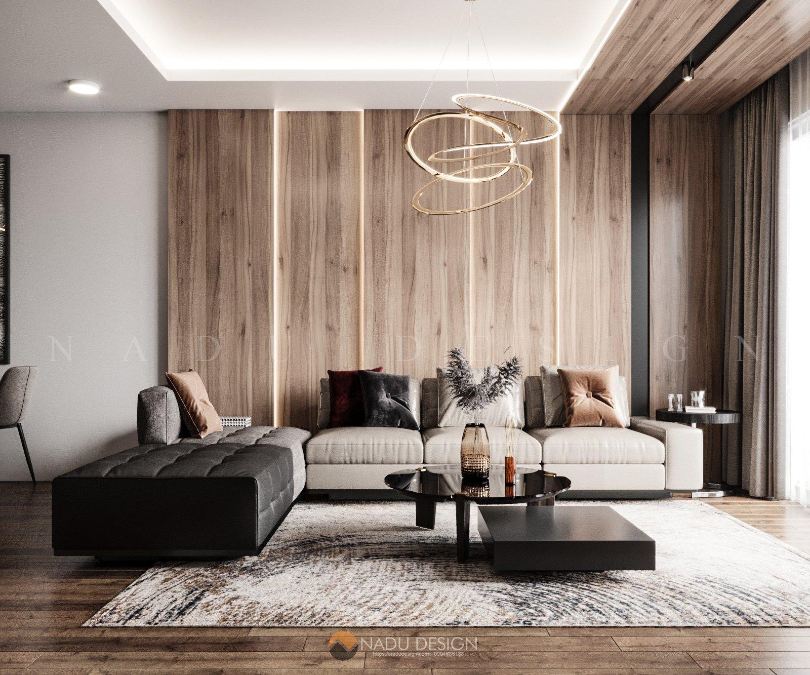 Gói nội thất chung cư 70m2 bao nhiêu tiền?