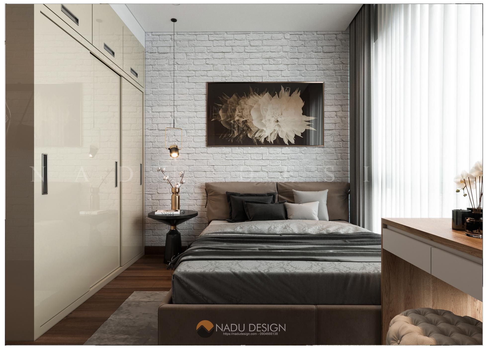 Thiết kế nội thất chung cư cao cấp Vinhome Grand Park Quận 9